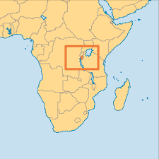 Image result for lesotho on world map