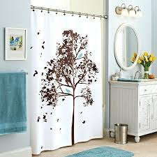 shower curtain tree better homes and gardens tree fabric shower curtain shower curtain trees colorful tree