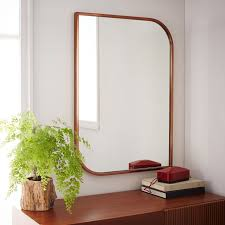 gorgeous metal framed wall mirror mirrors black gold frame round rustic narrow