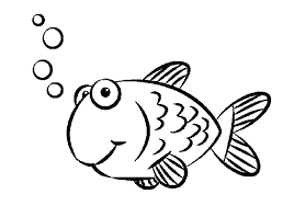 Small Picture Goldfish Coloring Pages Bebo Pandco