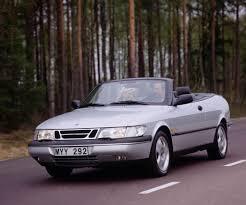 1997 Saab 900 Convertible - Images - SaabWorld