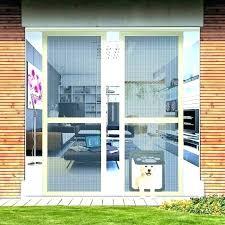 exterior screen door with dog door door insert patio door dog door insert sliding door pet door door with dog door door sliding glass screen door with pet