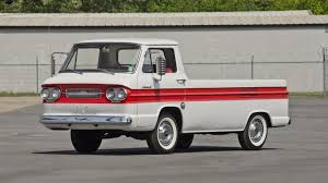 1961 Chevrolet Corvair Rampside Pickup | S147 | Salmon Brothers ...