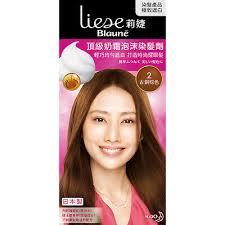 Liese Hair Dye Color Chart Kao Japan Liese Blaune Creamy Foam Color Hair Dye Kit New 2