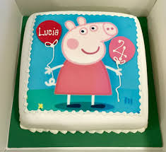 Peppa Pig Birthday Cake Childrens Birthday Cakes Belfast