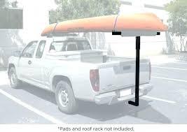 Canoe Rack For Truck Canoe Rack For Truck Hitch Truck Bed Extender ...
