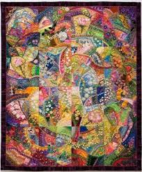 32 best Crazy Quilt Ideas images on Pinterest | Embroidery, Books ... & Allie's in Stitches: Gallery of Quilts - beautiful crazy quilt. Adamdwight.com