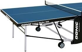 <b>Теннисный стол Donic Indoor</b> Roller 900 Синий