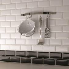 white kitchen wall tiles. Image Result For Kitchen Tiles With A Feature Wall White