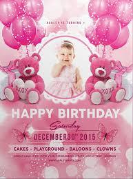 Sample Birthday Invitation Templates Free Premium Pertaining