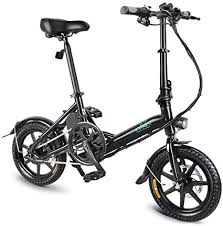 FIIDO D3s Folding EBike, 250W Aluminum Electric ... - Amazon.com