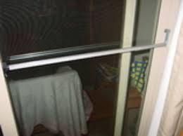 Sliding Glass Door Sliding Glass Door Security Bar