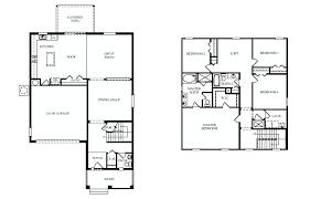 dr horton floor plans. Fairview Model At Summerlake In Winter Garden By DR Horton Dr Floor Plans A