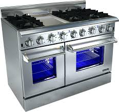 Gas Range With Double Oven Inch Ranges 6 Burners Buy Product On