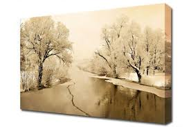 christmas winter lake canvas print on pictures wall art uk with affordable canvas art prints canvas wall art large pictures