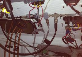 raymarine eci 100 universal engine control interface e70227 typical yanmar installation raymarine