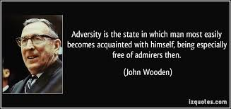 John Wooden Leadership Quotes Interesting John Wooden On Leadership Quotes On QuotesTopics