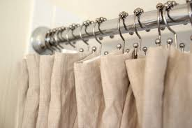 curtain upscale shower curtains restoration hardware shower with measurements 1600 x 1067