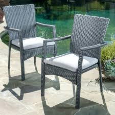 black wicker dining chairs. Wicker Dining Chair Rattan Seat Cushions Indoor Chairs Melbourne Black . L