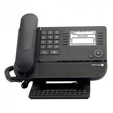 Alcatel-Lucent 8029 Premium Deskphone - Rajatelepon.com: Pusat Belanja Kebutuhan Telepon, PABX, dan Produk IT Terlengkap