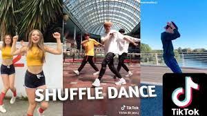 tiktok shuffle dances 2019 you