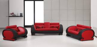 red furniture ideas vig furniture contemporary 2811 red and black bonded leather 3 pc vig furniture beds hideaway furniture ideas