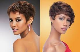 Short Hairstyles For Black Teenage Girl With Thick Hair