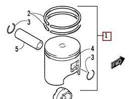 Suzuki Rm125 Wiring Diagram