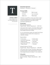 Free Resume Template Mac Best Free Resume Template Download For Mac Combined With Resume Templates