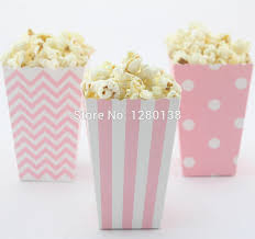 Decorative Popcorn Boxes 60pcs Small Movie Night Popcorn Boxes Kids Birthday Party Favor 7