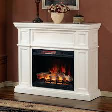 full image for electric infrared fireplace heater life smart insert reviews mantel package white