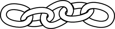 600x155 chain link b w clip art broken chain link fence png63 broken