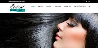 Hair Saloon Websites Easy Affordable Salon Management Software Is Your Salon Website
