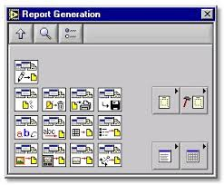 Microsoft Office Reports Creating Professional Reports With The Labview Report
