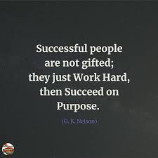 Famous Quotes On Success And Hard Work