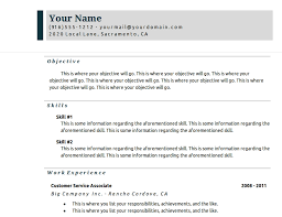 Resume Template Google Docs Format Edit Online Download Microsoft