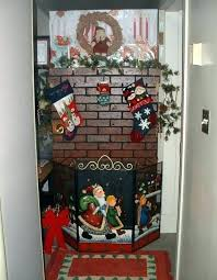 christmas themes for the office. Christmas Door Decorations Contest Themes Office Decorating Winners Ideas For The