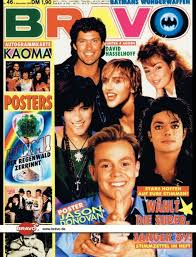 Madonna In Bravo Bravo November 9 1989 Issue Nr 46
