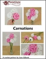Tissue Paper Flower Instructions Blog Planetjune By June Gilbank Tissue Paper Carnations