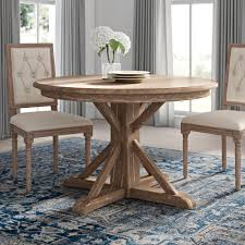 Nuneaton Solid Wood Dining Table Reviews Joss Main