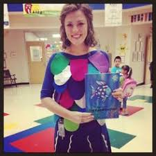 dress like a book character good for literacy week