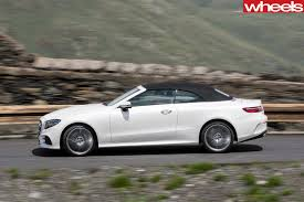 2018 mercedes benz e class cabriolet. exellent 2018 the junction of the french italian and swiss borders makes a great place  to launch luxury convertible what with abundance superb roads  intended 2018 mercedes benz e class cabriolet
