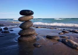 Rocks Stacked Balance Beach - Free photo on Pixabay