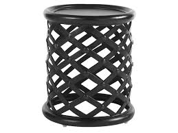 Woven metal furniture Woven Chindi Tommy Bahama Outdoor Living Kingstown Sedonaaccent Table Bloglovin Tommy Bahama Outdoor Living Kingstown Sedona Round Accent Table With