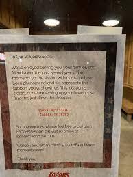 logan s roadhouse in midland closes