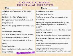 good essay conclusions examples co good essay conclusions examples