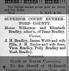 West-Carolina Record from Rutherfordton, North Carolina on January 3, 1874  · Page 2