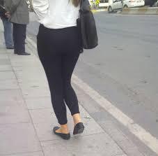 Free asses in public