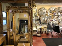 extra large massive 8x5ft silver or gold french ornate classic mirror in stock