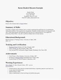 Practice Resume Templates Free Download Rn Resume Sample Fresh